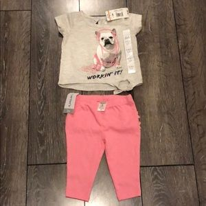 Baby Girl 3-6 Month Outfits